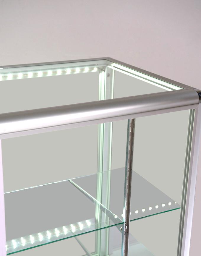 cb led display lighting kit can bramar ltd. Black Bedroom Furniture Sets. Home Design Ideas